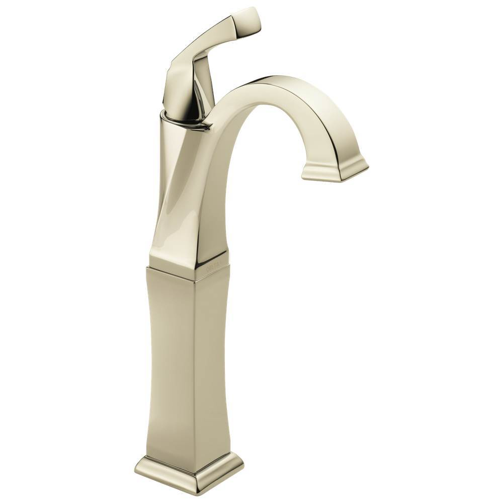 Delta Faucet Vessel Bathroom Sink Faucets item 751-PN-DST