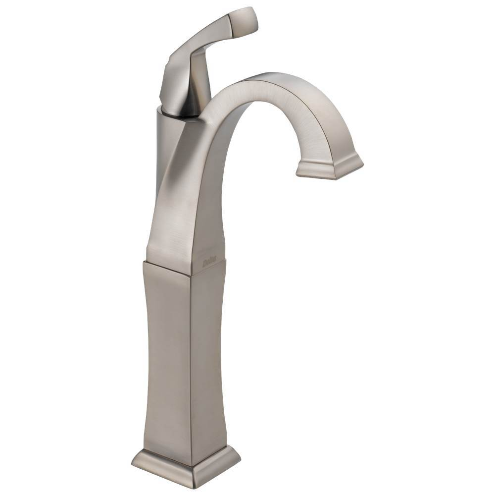 Delta Faucet Vessel Bathroom Sink Faucets item 751-SS-DST