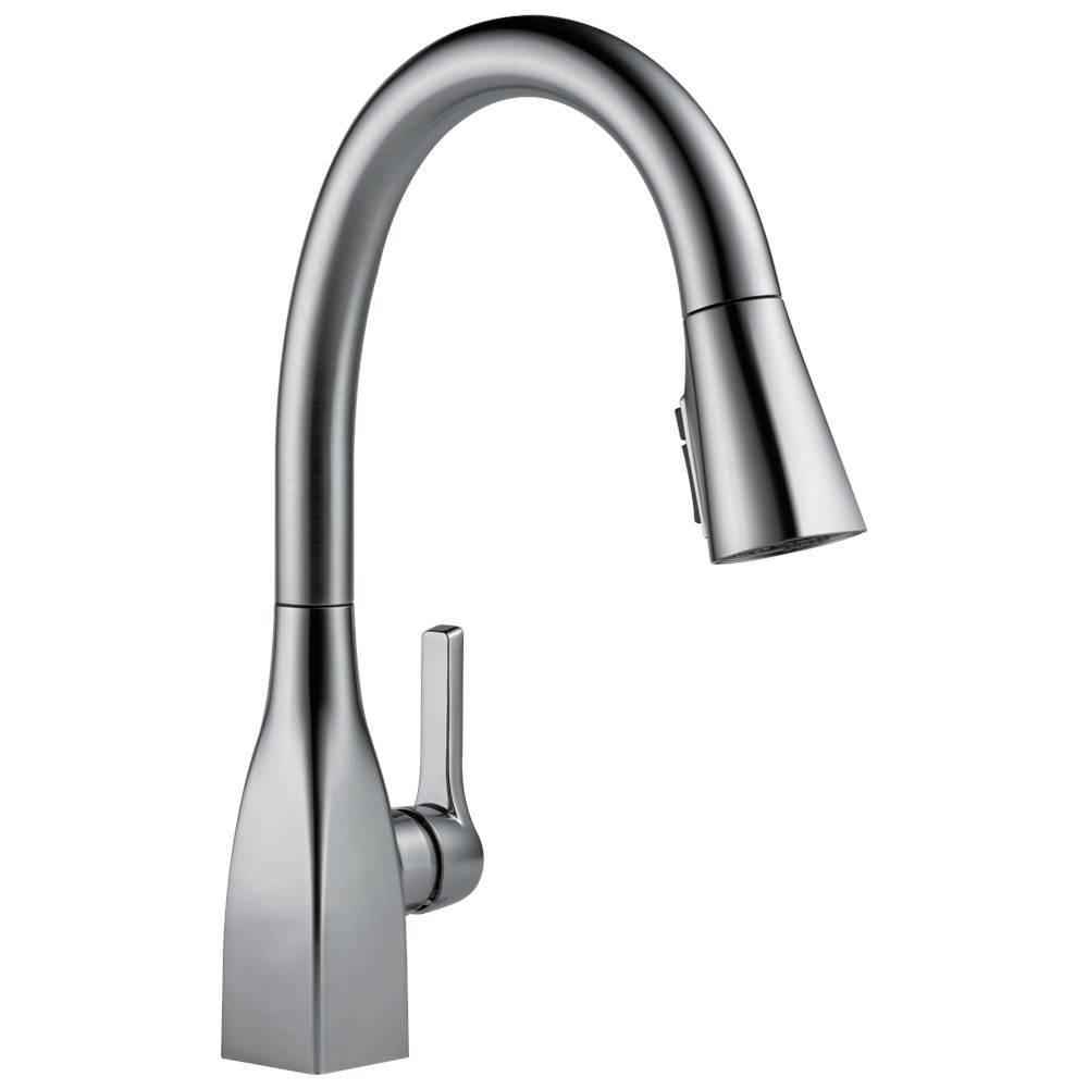 Delta Faucet Kitchen Faucets Item 9183 AR DST