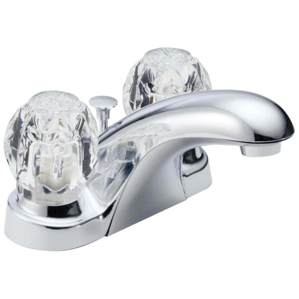 Delta Faucet Centerset Bathroom Sink Faucets item B2512LF