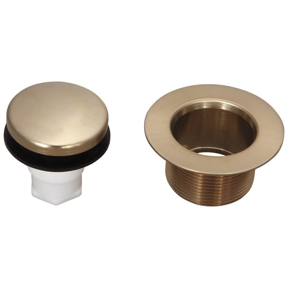 Delta Faucet Tub Wastes And Drains Bathtub Parts item RP31558CZ