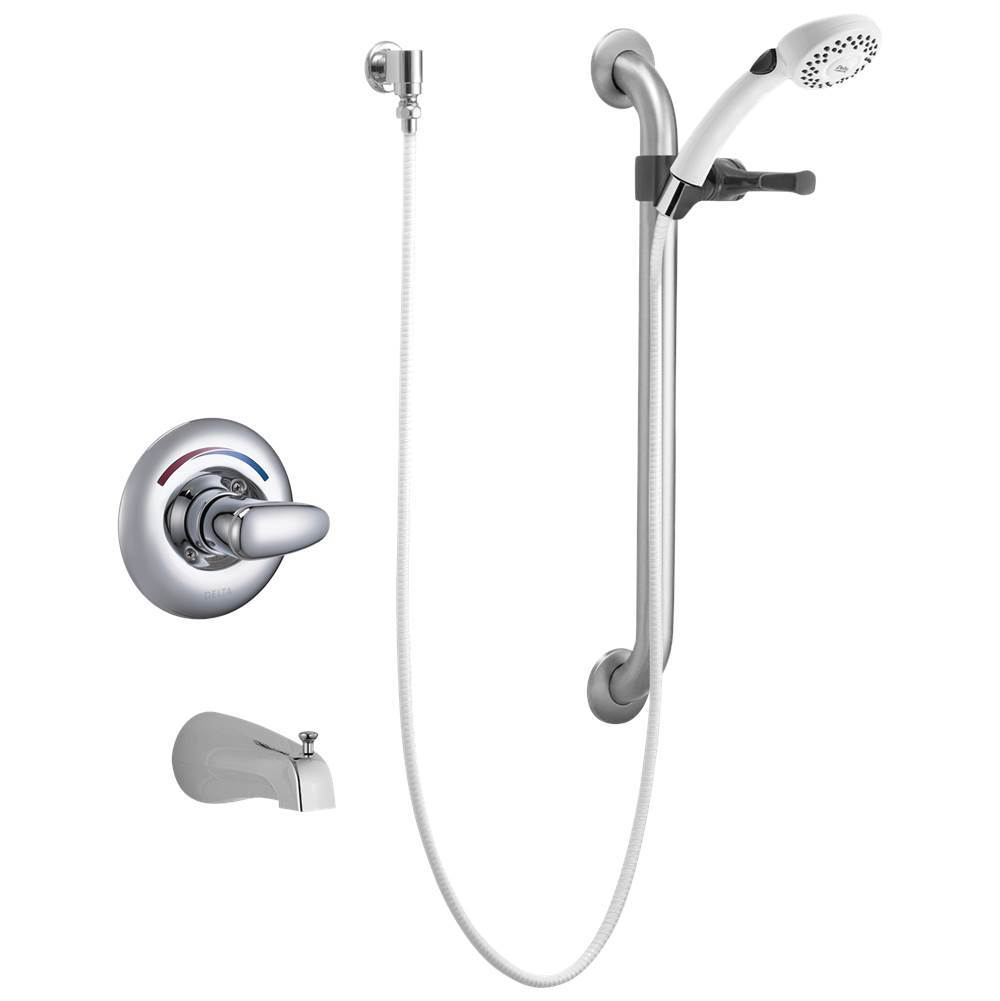 Delta Faucet  Tub And Shower Faucets item T13H252
