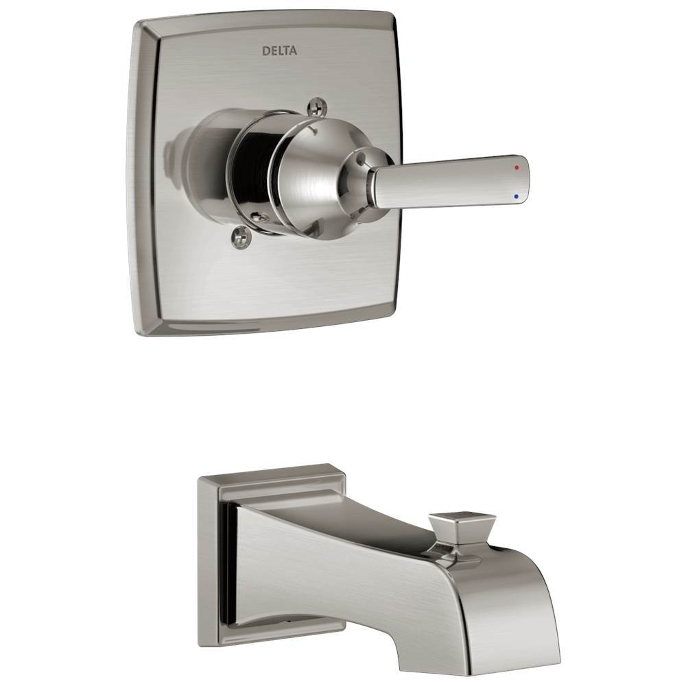 Delta Faucet Wall Mounted Tub Spouts item T14164-SS