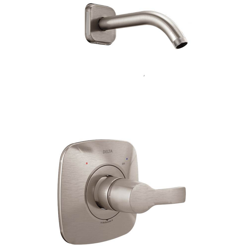 Delta Faucet  Shower Only Faucets With Head item T14252-SSLHD