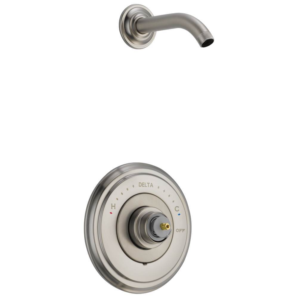 Delta Faucet  Tub And Shower Faucets item T14297-SSLHP-LHD