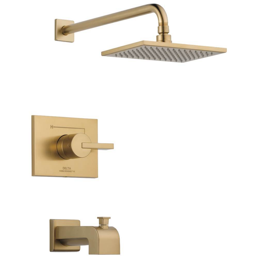 Delta Faucet  Tub And Shower Faucets item T14453-CZ-WE