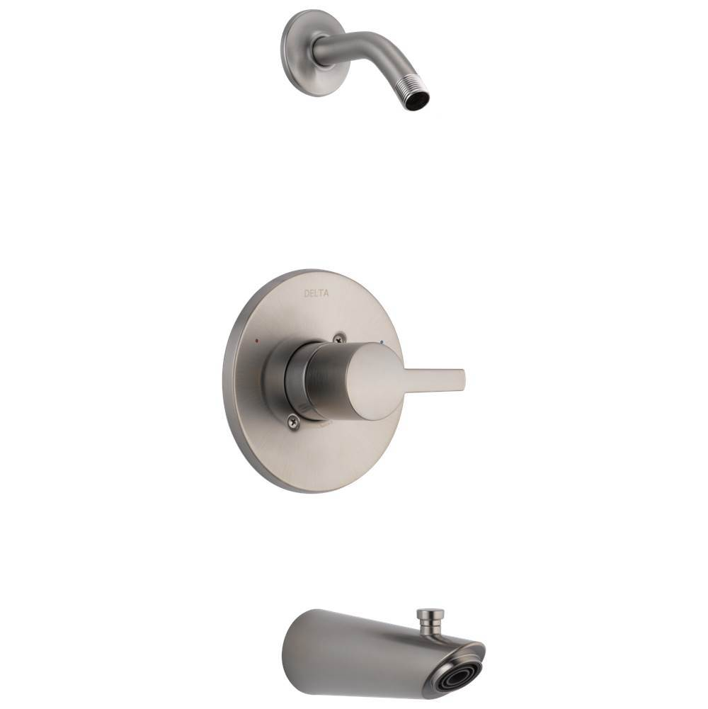 Delta Faucet  Tub And Shower Faucets item T14461-SSLHD