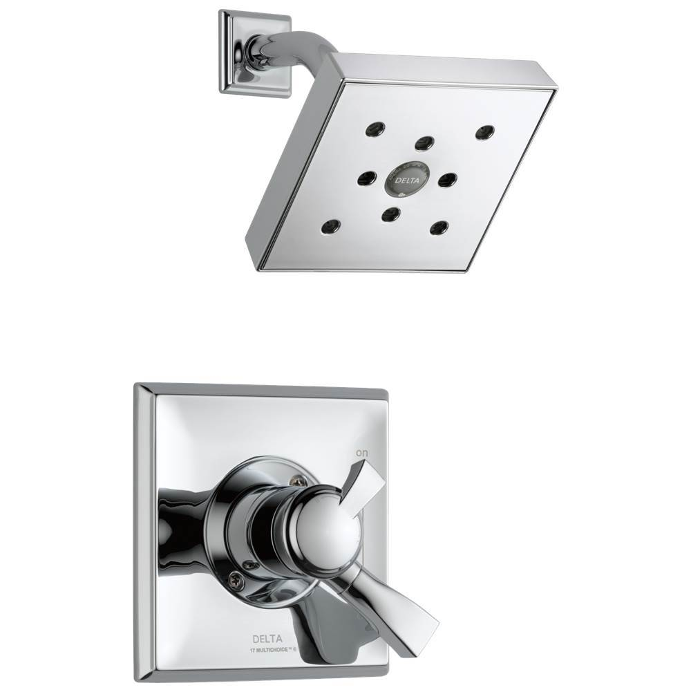Delta Faucet  Shower Only Faucets With Head item T17251-H2O