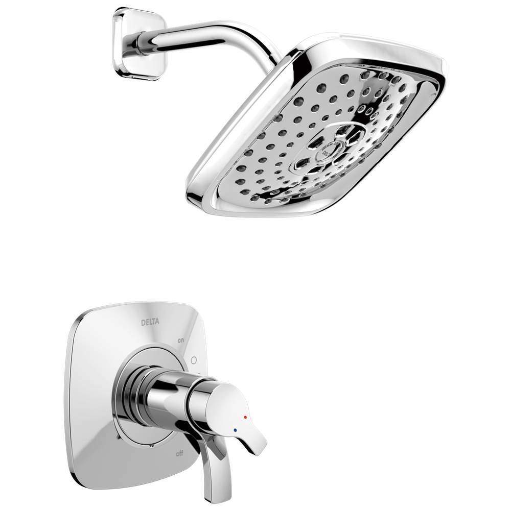 Delta Faucet  Shower Only Faucets With Head item T17252
