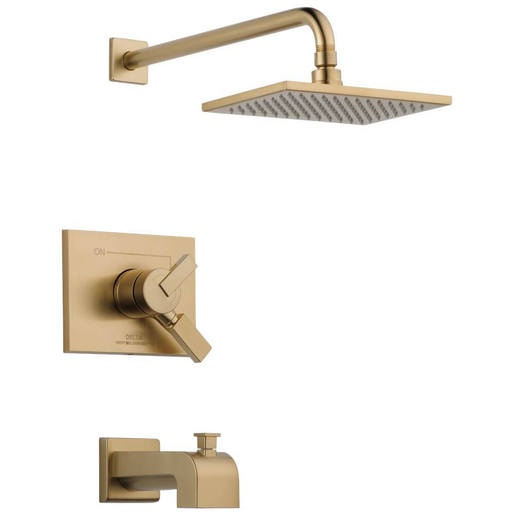 Delta Faucet  Tub And Shower Faucets item T17453-CZ-WE