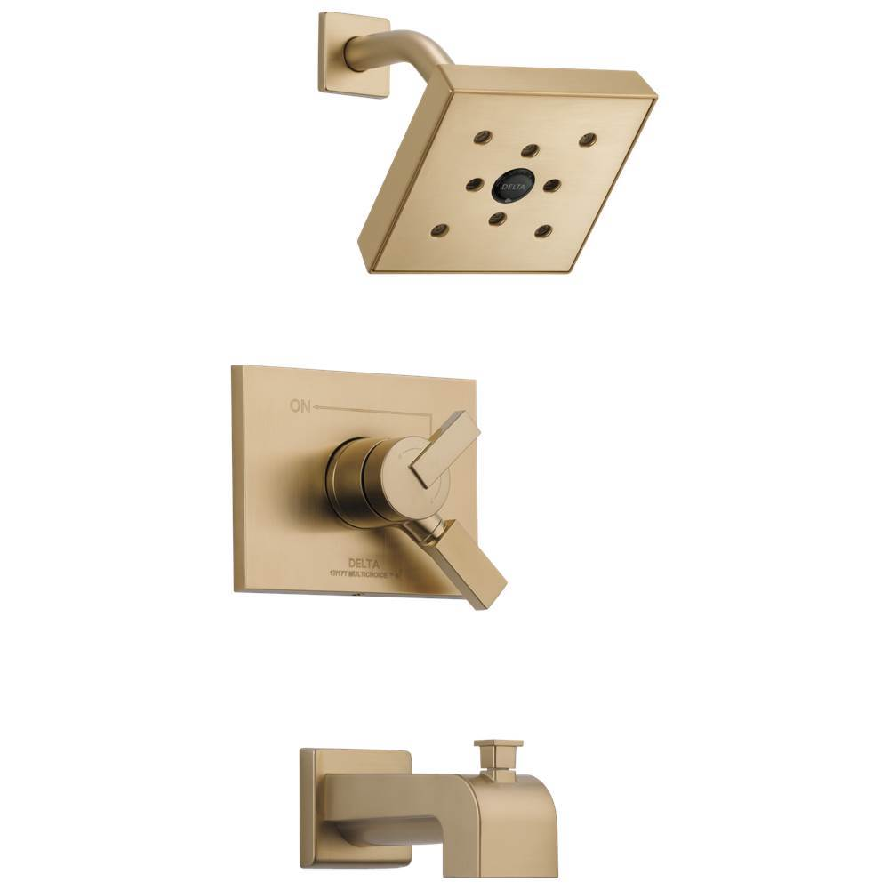 Delta Faucet  Tub And Shower Faucets item T17453-CZH2O