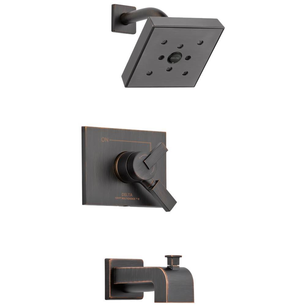 Delta Faucet  Tub And Shower Faucets item T17453-RBH2O