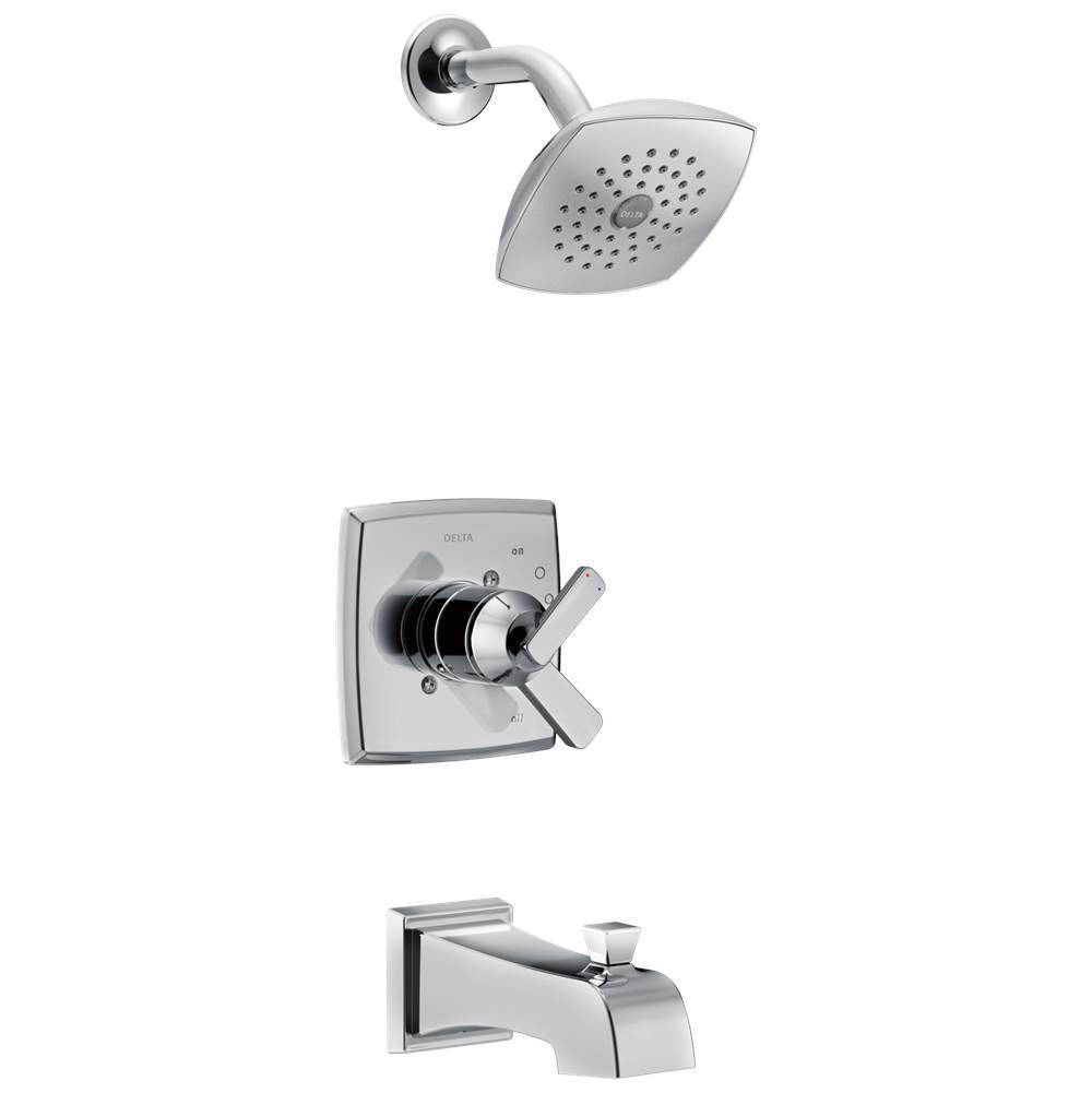 Delta Faucet  Tub And Shower Faucets item T17464