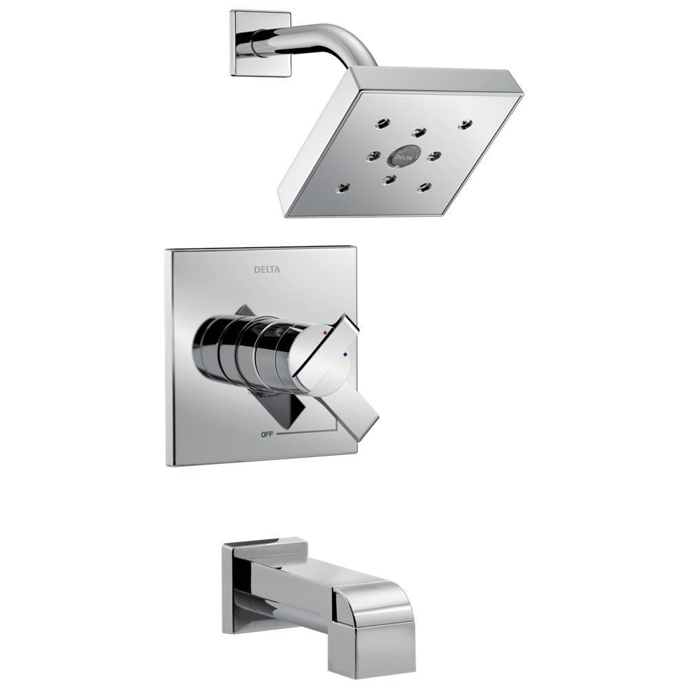 Delta Faucet  Tub And Shower Faucets item T17467