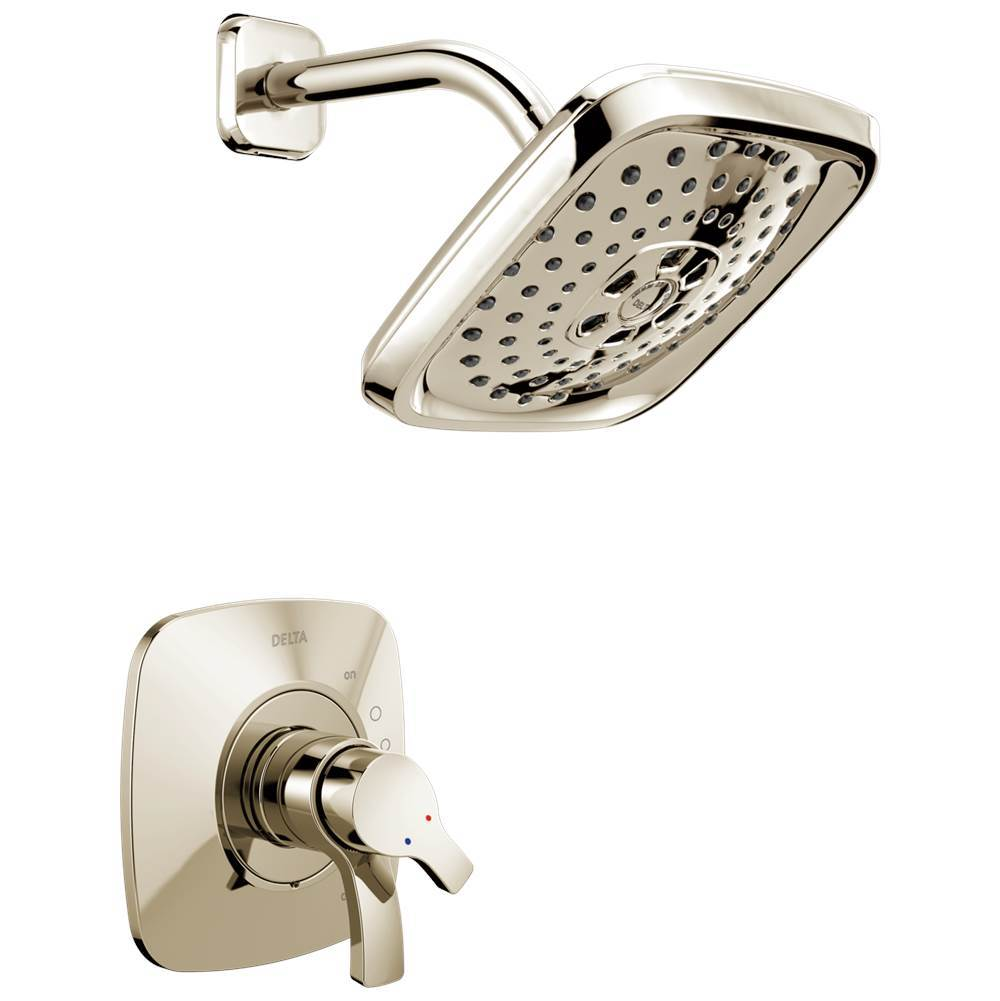 Delta Faucet  Shower Only Faucets With Head item T17T252-PN