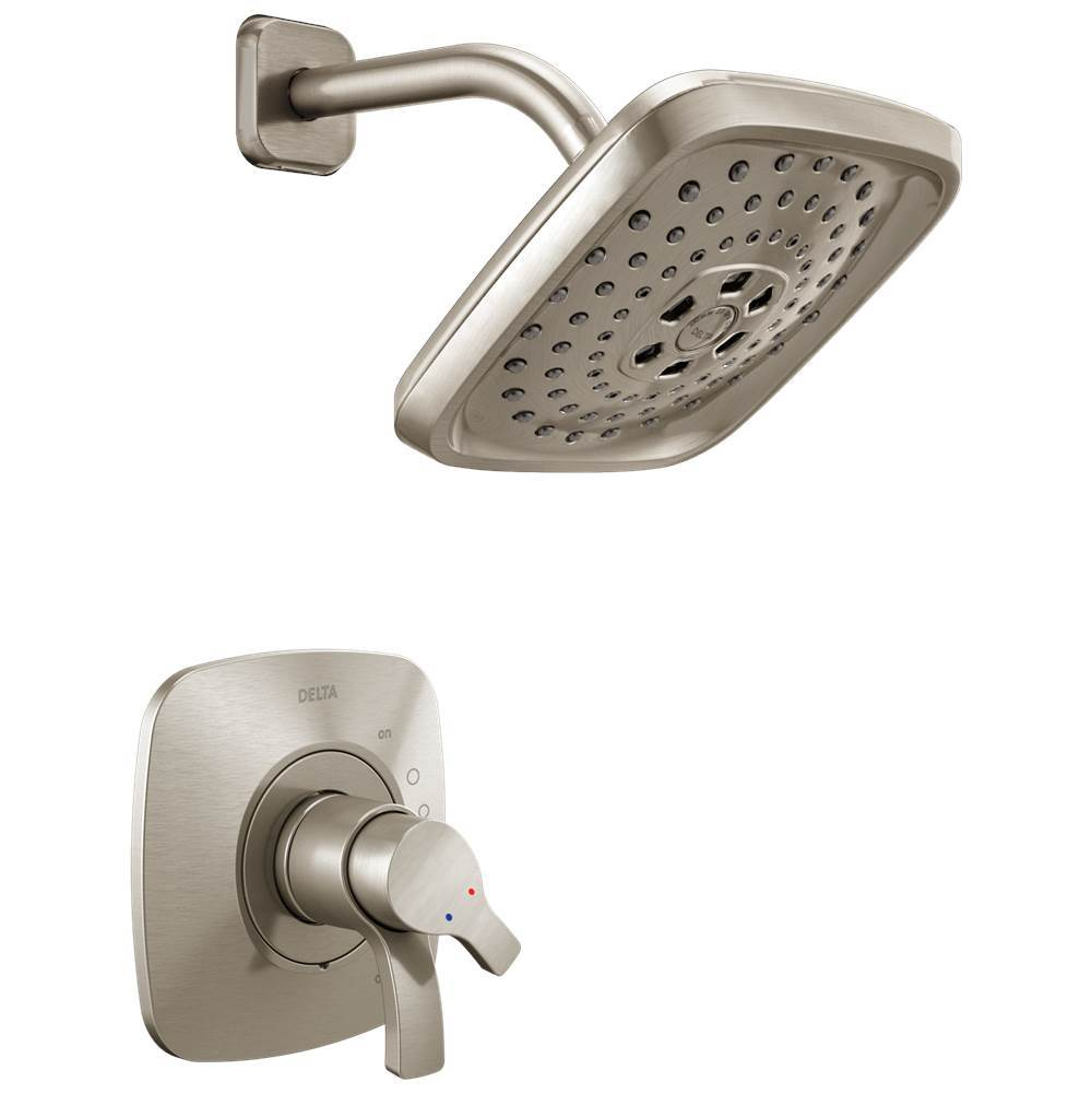 Delta Faucet  Shower Only Faucets With Head item T17T252-SS