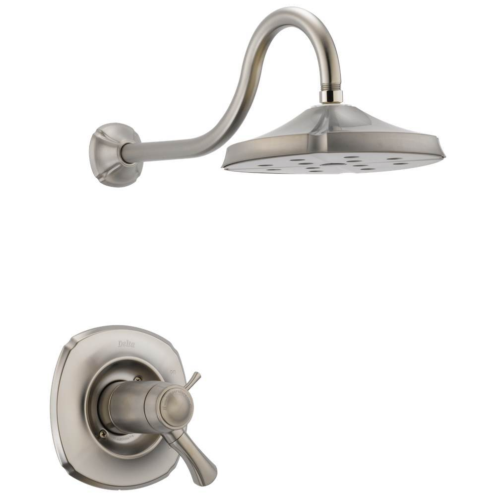 Delta Faucet  Shower Only Faucets With Head item T17T292-SS