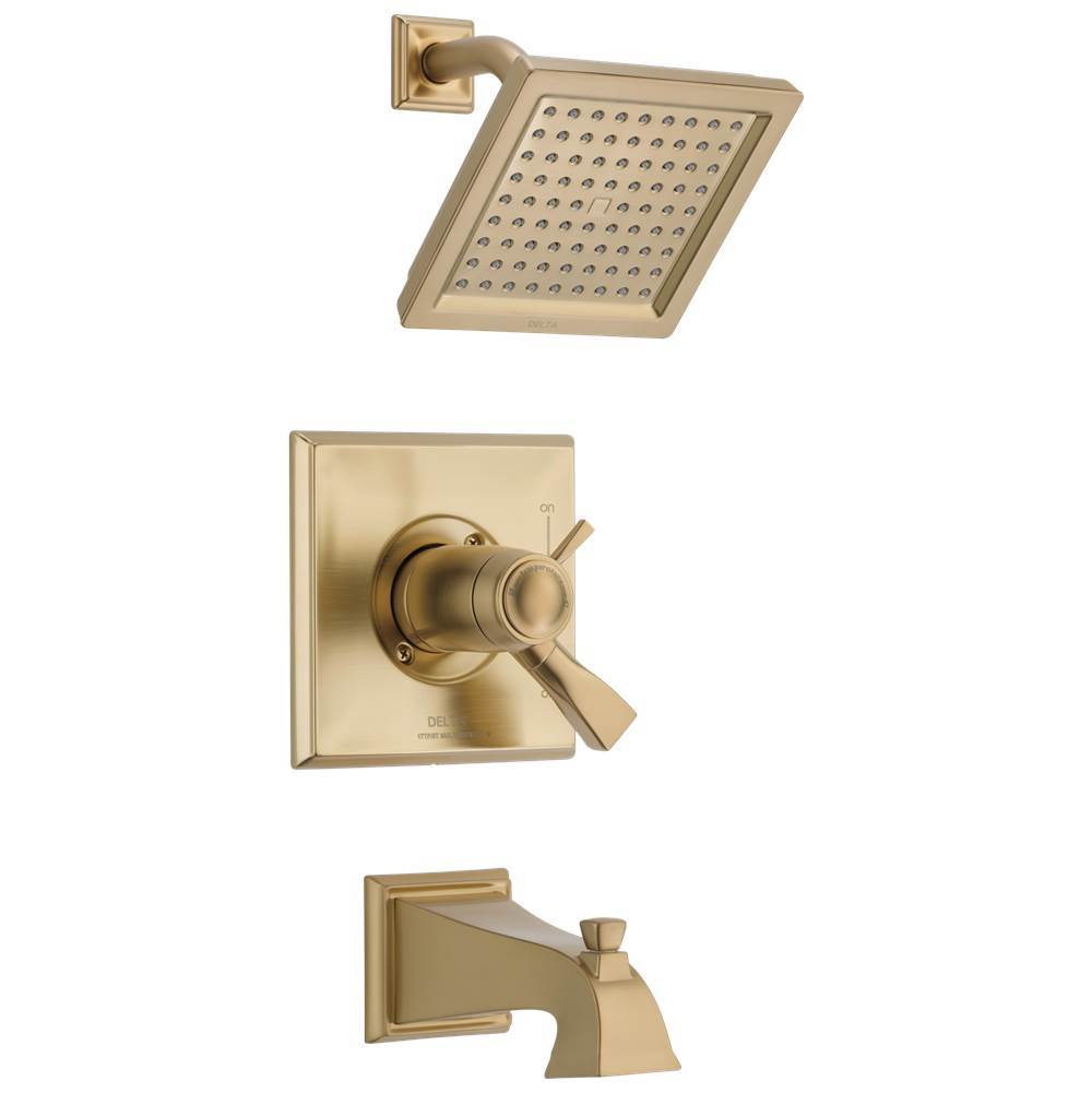 Delta Faucet  Tub And Shower Faucets item T17T451-CZ-WE