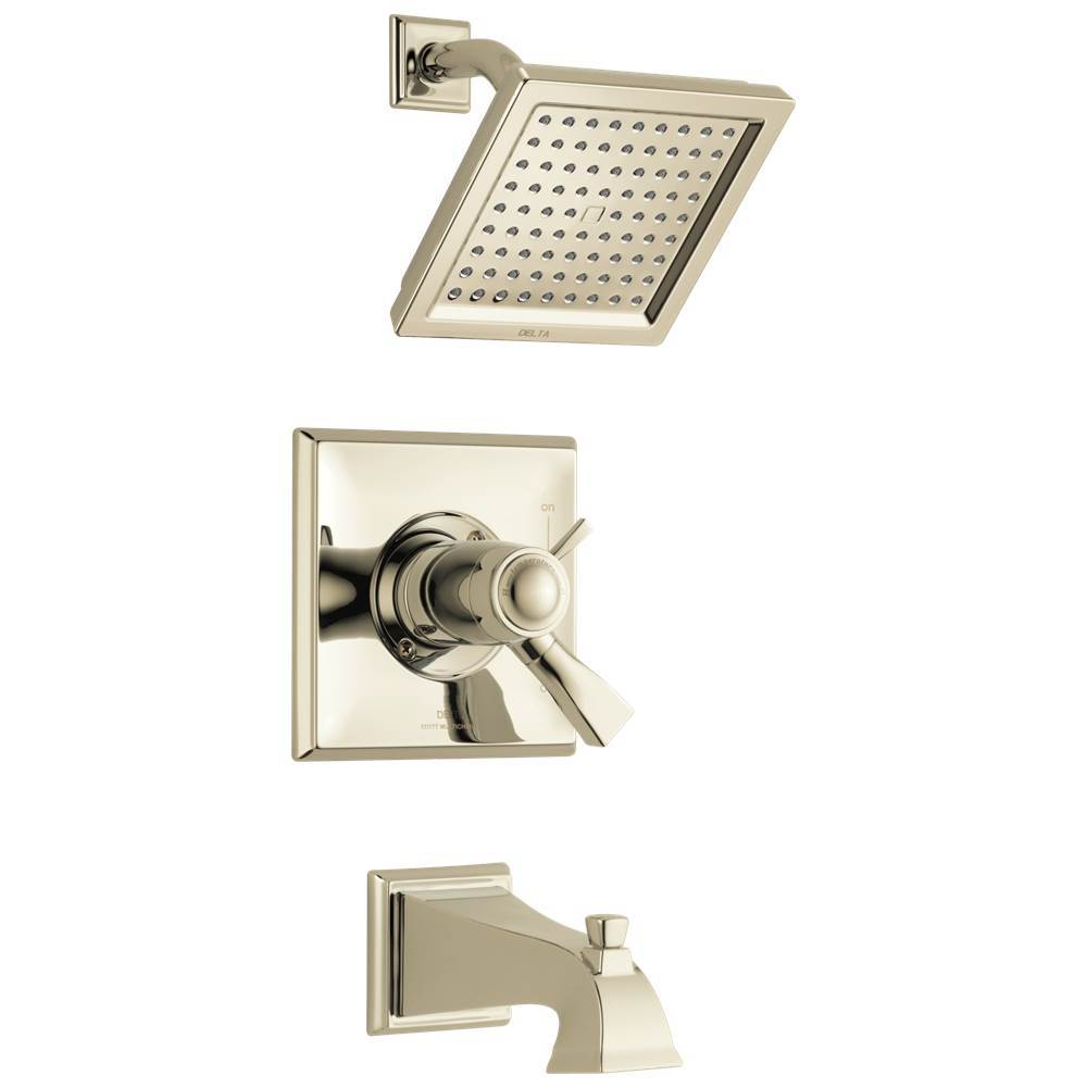 Delta Faucet  Tub And Shower Faucets item T17T451-PN-WE