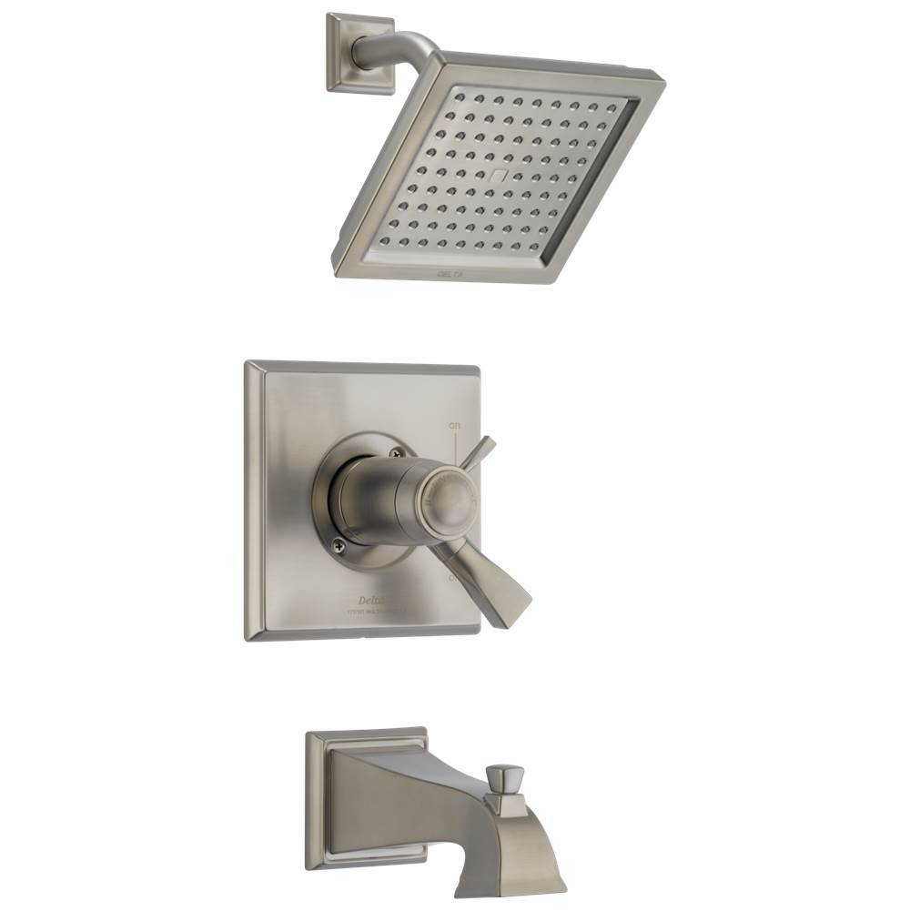 Delta Faucet  Tub And Shower Faucets item T17T451-SS-WE