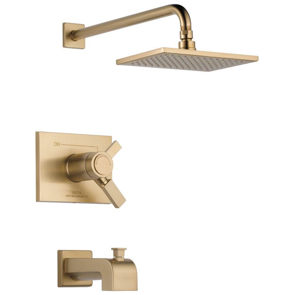 Delta Faucet  Tub And Shower Faucets item T17T453-CZ-WE