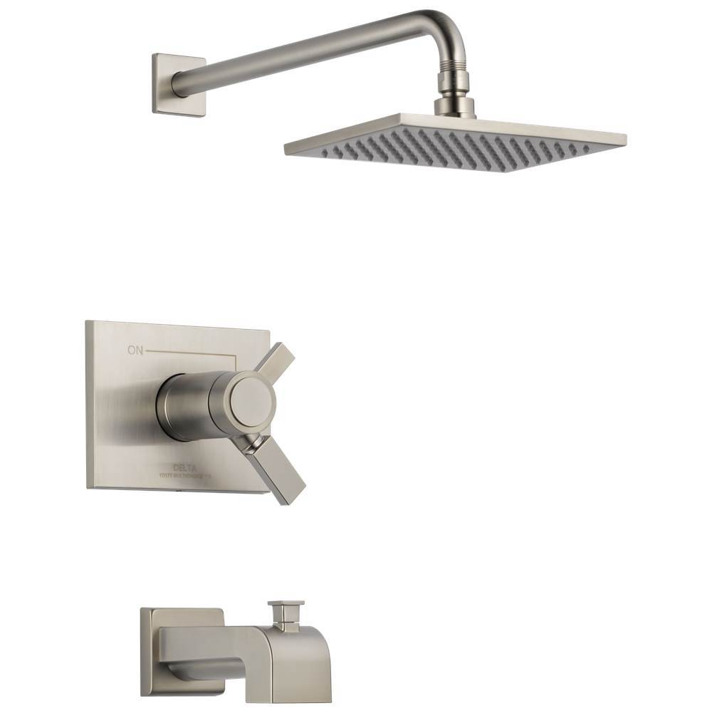 Delta Faucet  Tub And Shower Faucets item T17T453-SS-WE