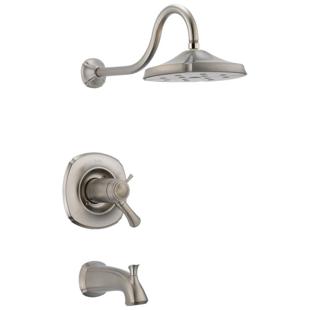Delta Faucet  Tub And Shower Faucets item T17T492-SS