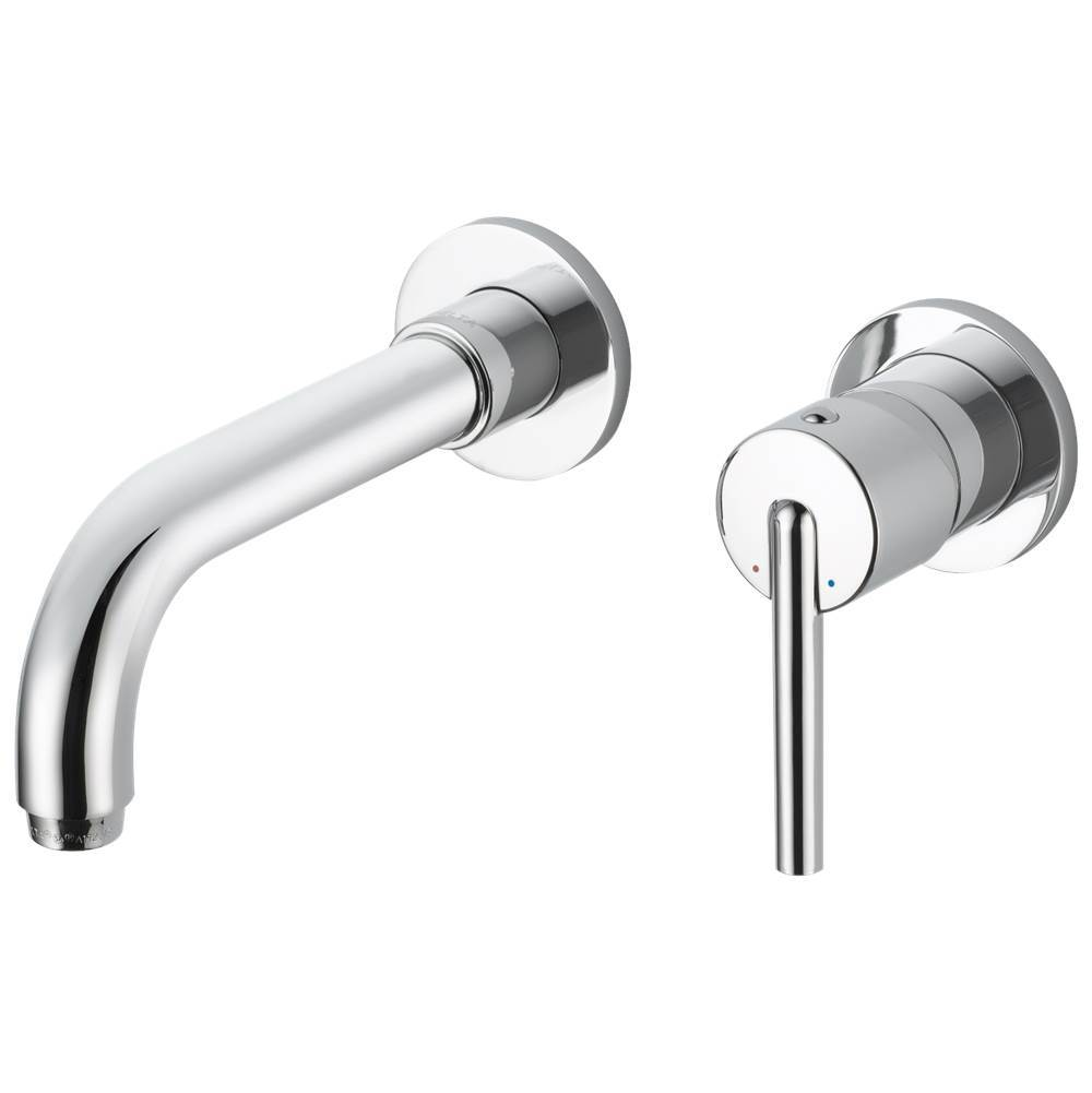 Delta Faucet Wall Mounted Bathroom Sink Faucets item T3559LF-WL
