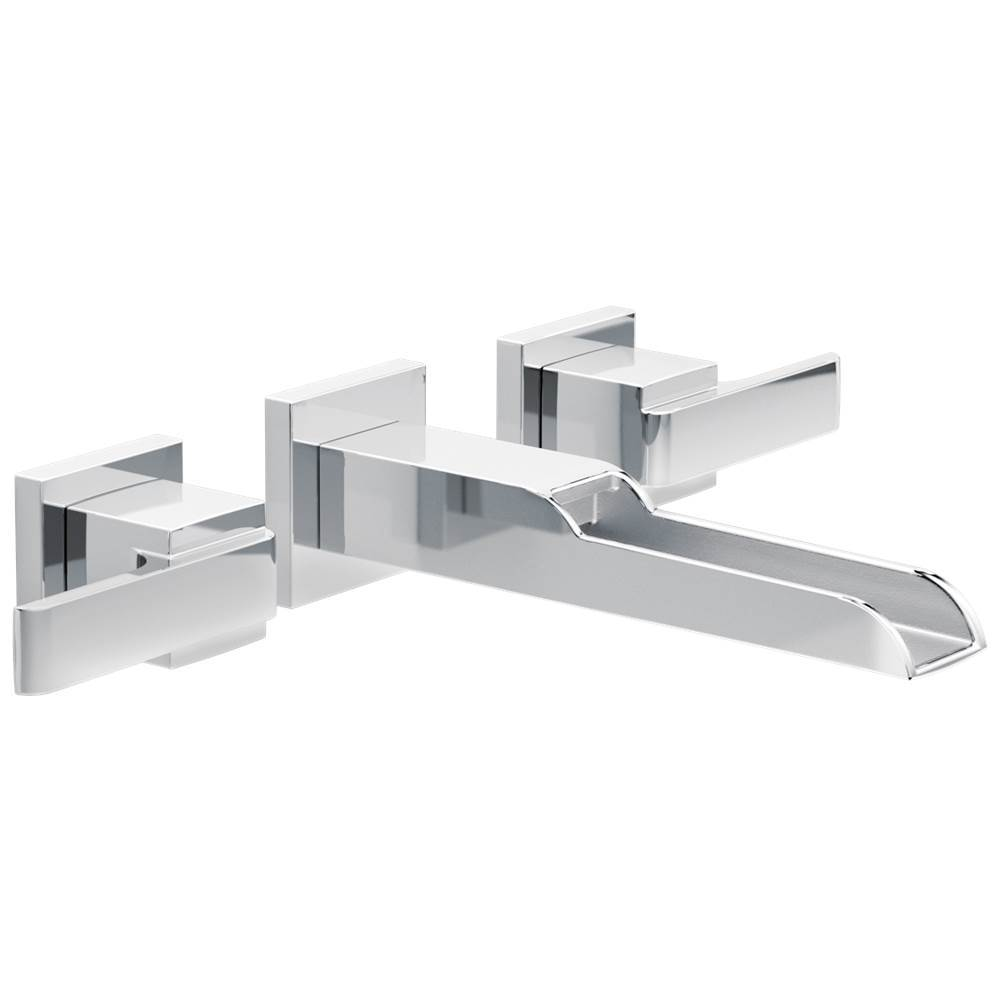 Delta Faucet Wall Mounted Bathroom Sink Faucets item T3568LF-WL