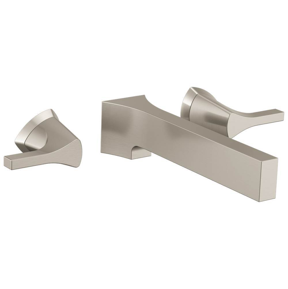 Delta Faucet Wall Mounted Bathroom Sink Faucets item T3574LF-SSWL