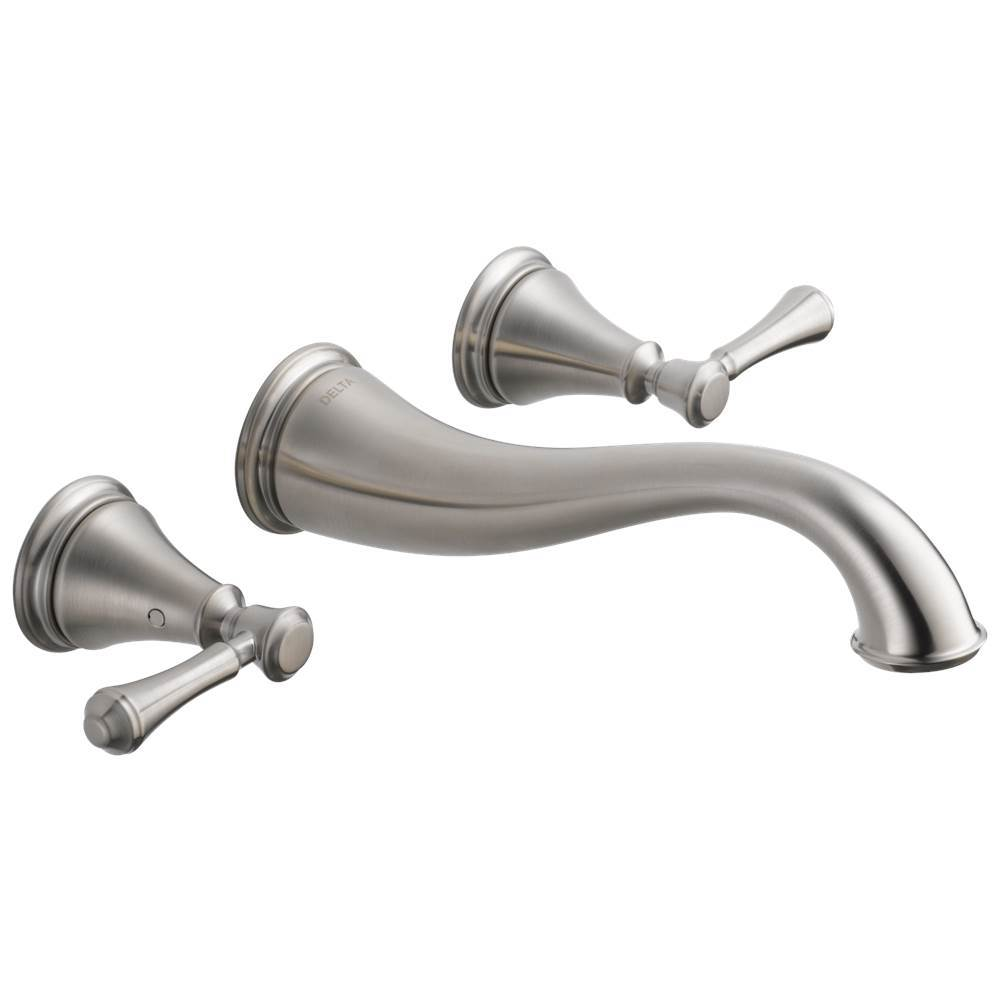 Delta Faucet Wall Mounted Bathroom Sink Faucets item T3597LF-SSWL