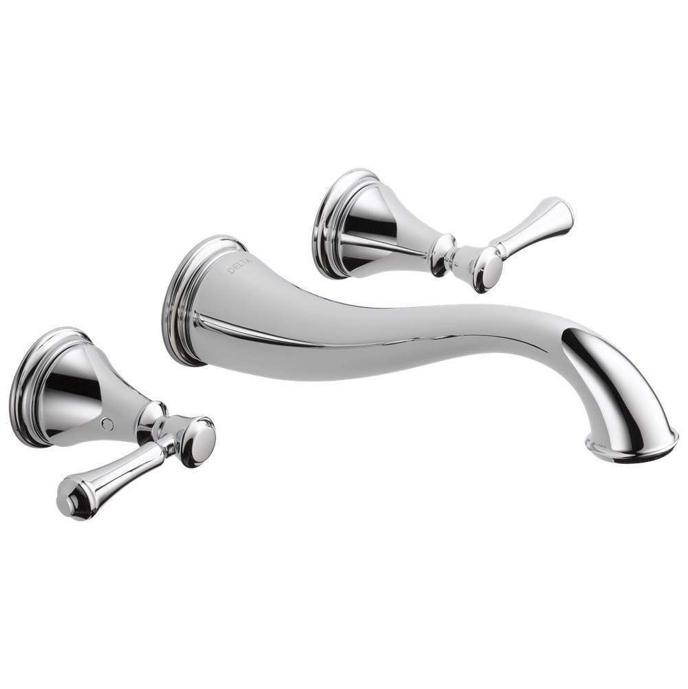 Delta Faucet Wall Mounted Bathroom Sink Faucets item T3597LF-WL