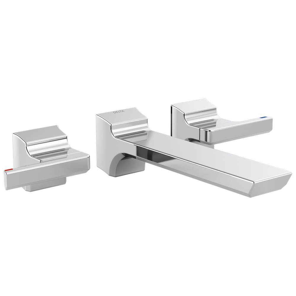 Delta Faucet Bathroom Sink Faucets Wall Mounted | Gateway Supply ...