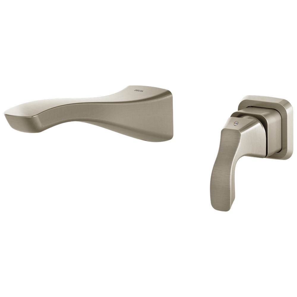 Delta Faucet Wall Mounted Bathroom Sink Faucets item T552LF-SSWL