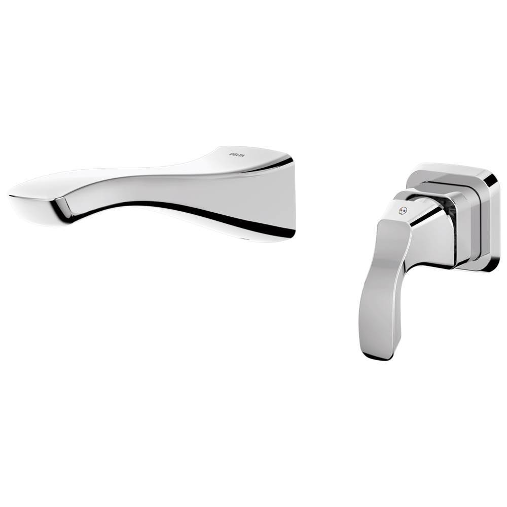 Delta Faucet Wall Mounted Bathroom Sink Faucets item T552LF-WL