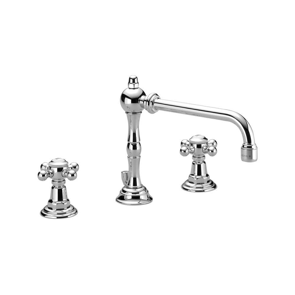 Dornbracht Widespread Bathroom Sink Faucets item 20715360-080010