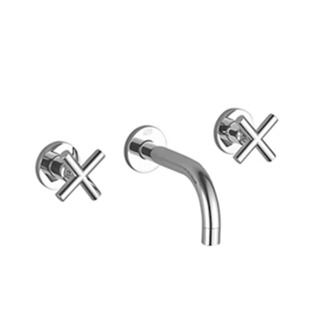 Dornbracht Wall Mounted Bathroom Sink Faucets item 36707892-080010