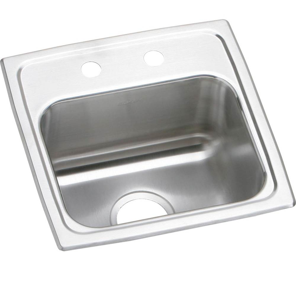 Elkay Drop In Bar Sinks item BLR1516MR2