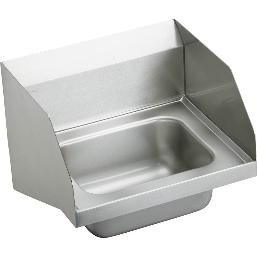 Elkay Wall Mount Laundry And Utility Sinks item CHS1716LRS0