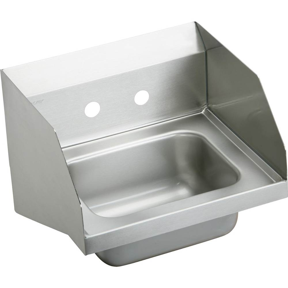 Elkay Wall Mount Laundry And Utility Sinks item CHS1716LRS2