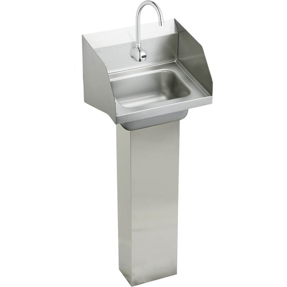 Elkay Console Laundry And Utility Sinks item CHSP1716LRSSACMC