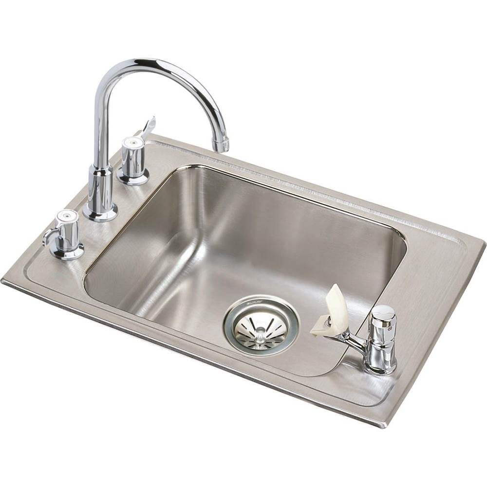 Elkay Drop In Laundry And Utility Sinks item DRKAD222050C