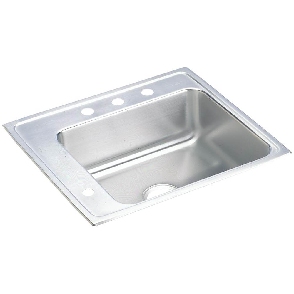 Elkay Drop In Laundry And Utility Sinks item DRKAD252245L4