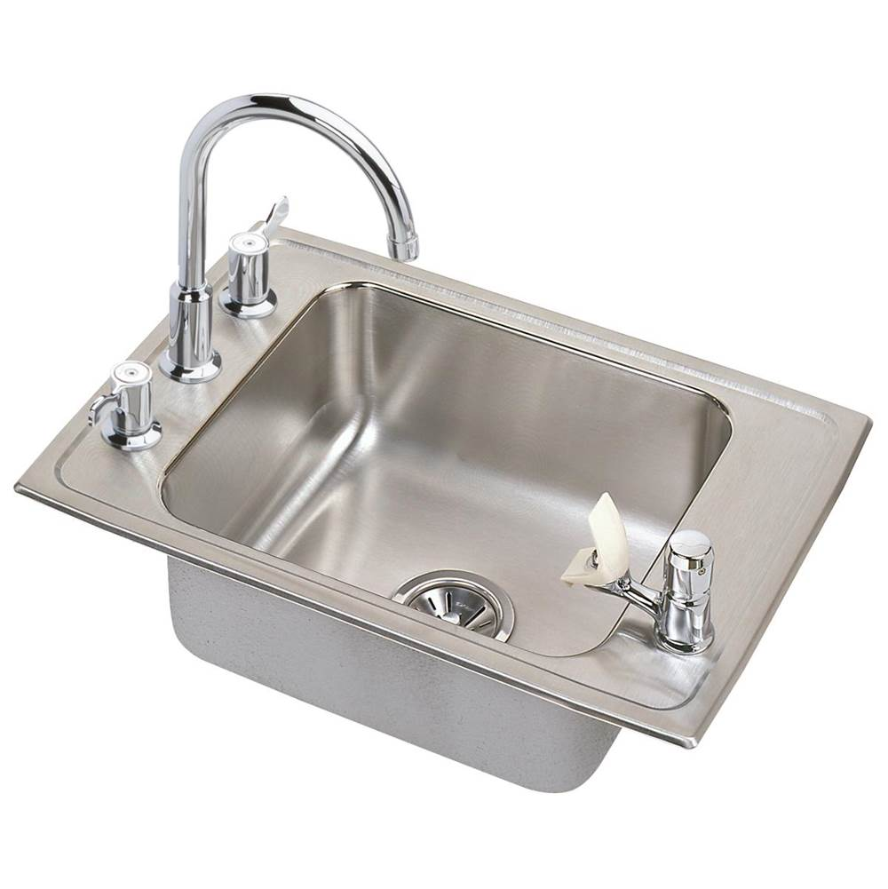 Elkay Drop In Laundry And Utility Sinks item DRKADQ311965C