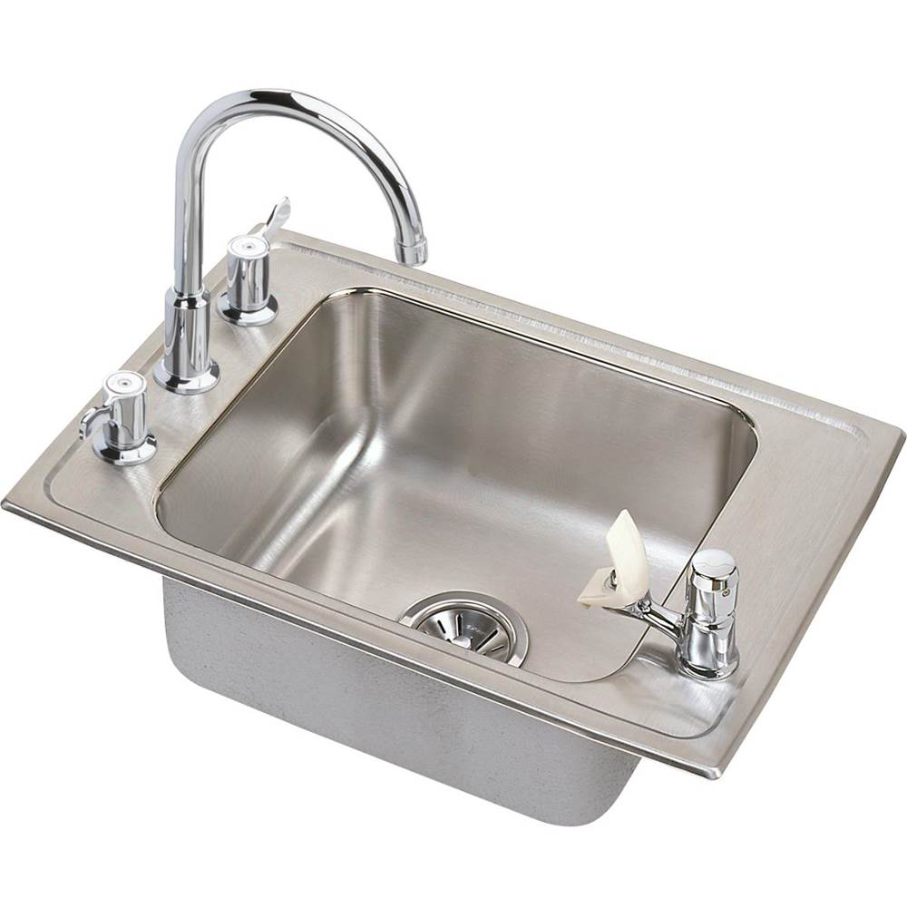 Elkay Drop In Laundry And Utility Sinks item DRKRQ3119C