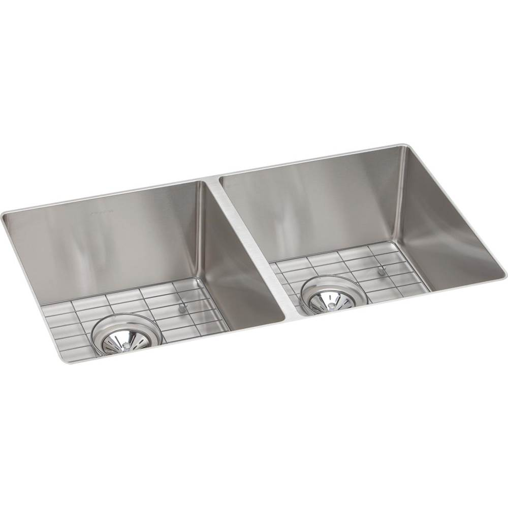 Elkay Undermount Kitchen Sinks item ECTRU31179DBG