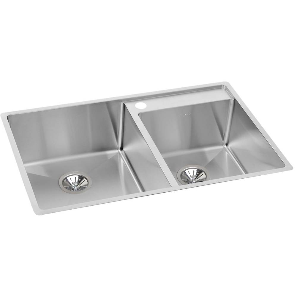 Elkay  Kitchen Sinks item ECTRUD31199RDBG2