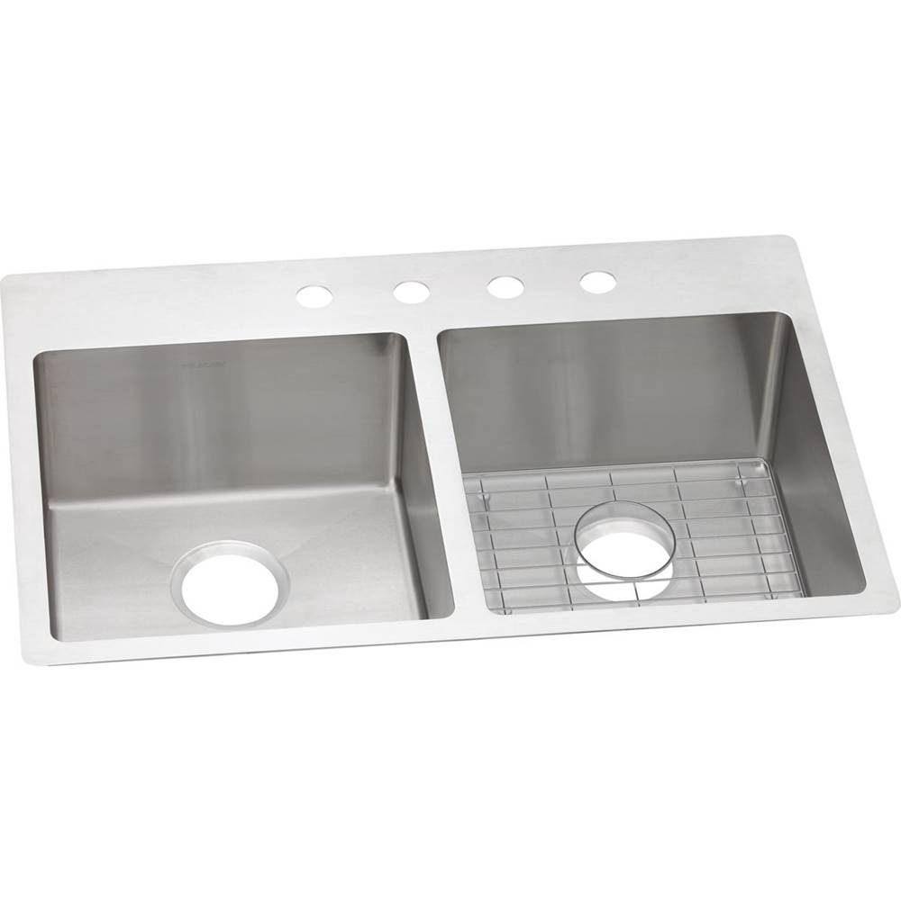 Elkay Undermount Kitchen Sinks item ECTSR33229BG3