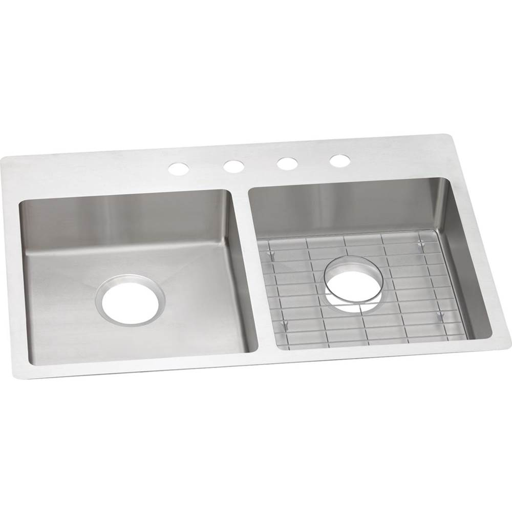 Elkay Undermount Kitchen Sinks item ECTSRAD33226BGFR2