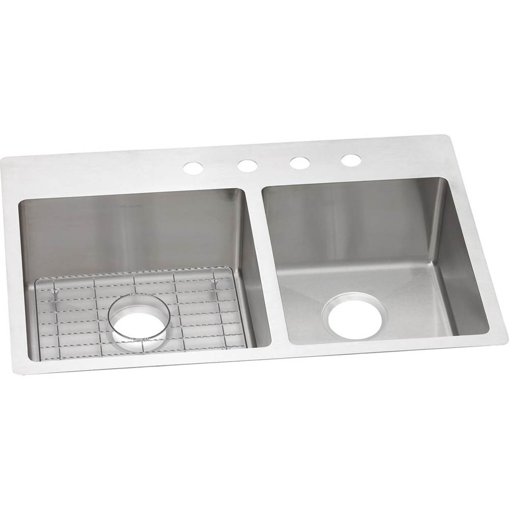 Elkay Undermount Kitchen Sinks item ECTSRO33229RBG4